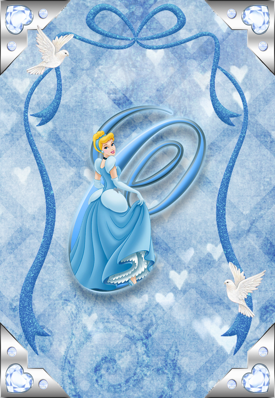 C is for Cinderella