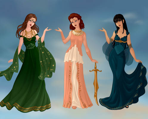 Titanesses Part 2