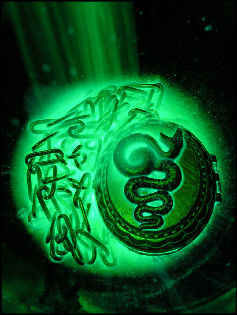 The Locket of Slytherin