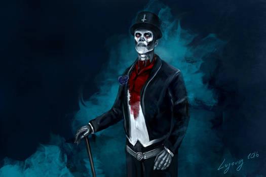 Master of Voodoo