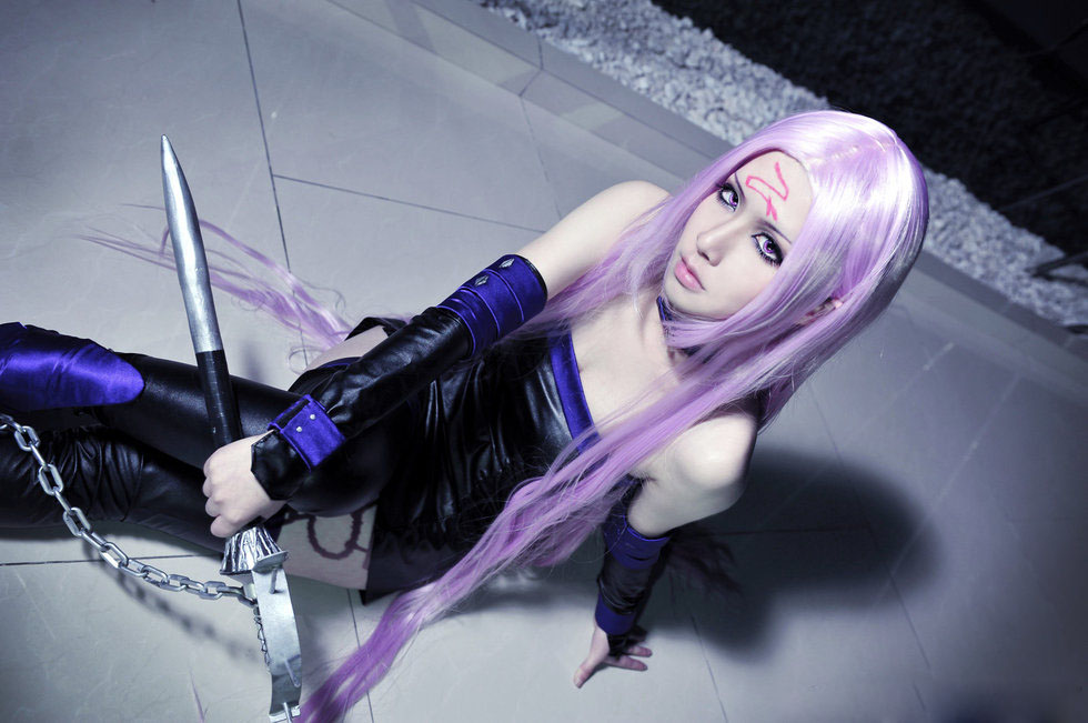 Fate Stay night Cosplaying by boomjoy