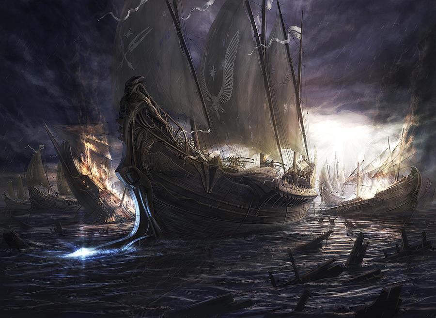 Battleship by mclovin216