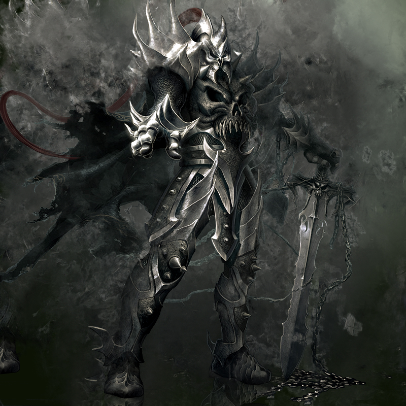 evil knight by mclovin216