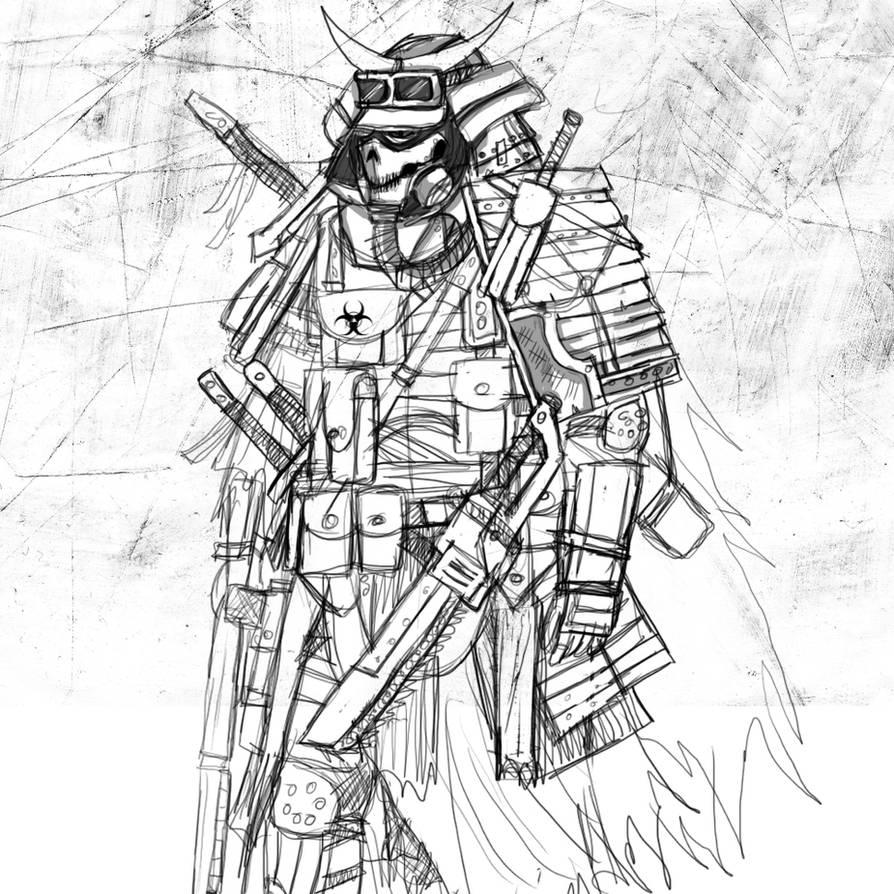 Zombie Apocalypse Survivor By Taurus Chaoslord On Deviantart
