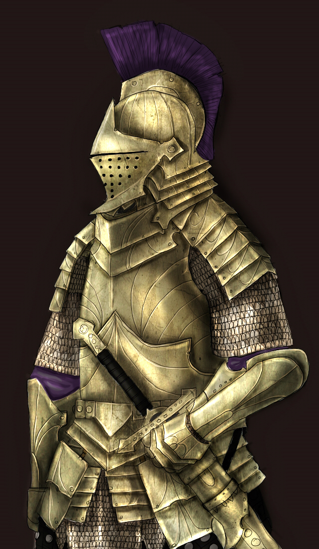 Cataphactii Armor by Taurus-ChaosLord