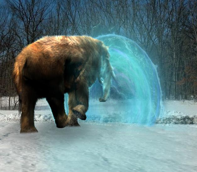 Portal 2 Live Wallpaper: Mastodons Through A Portal By MorTalWawmbaht On DeviantArt