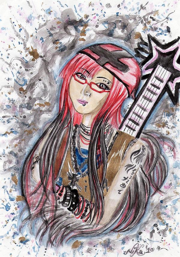 Pointless Rocker by 101nika101