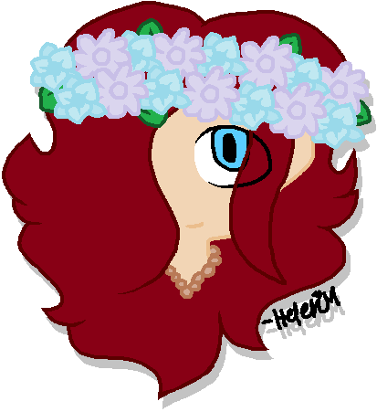 Flower Crown by HelenM16