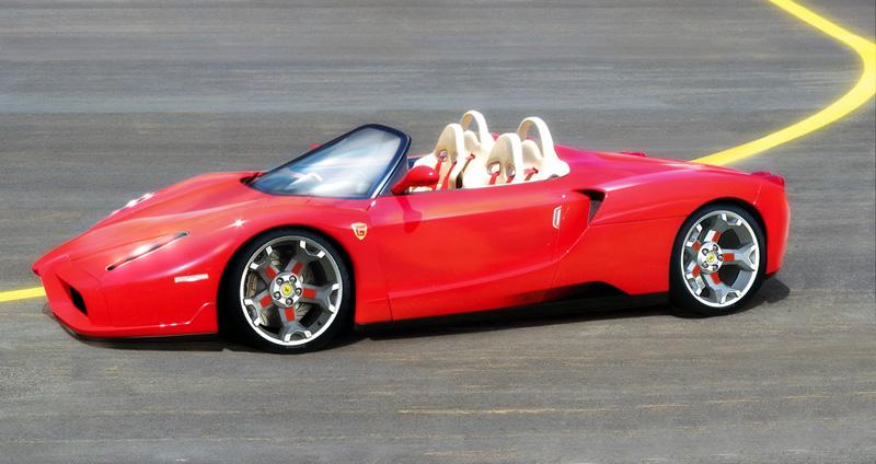 Ferrari Enzo Statsferrari Enzo Concept By Genone On Deviantart