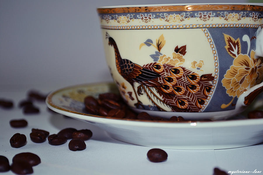 Coffe II by mysterious--love