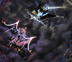 COM: Lightning Battle by Shinavar