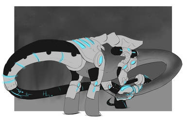 COM: Bionicle Raptor by Shinavar