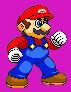 CPS2 Mario