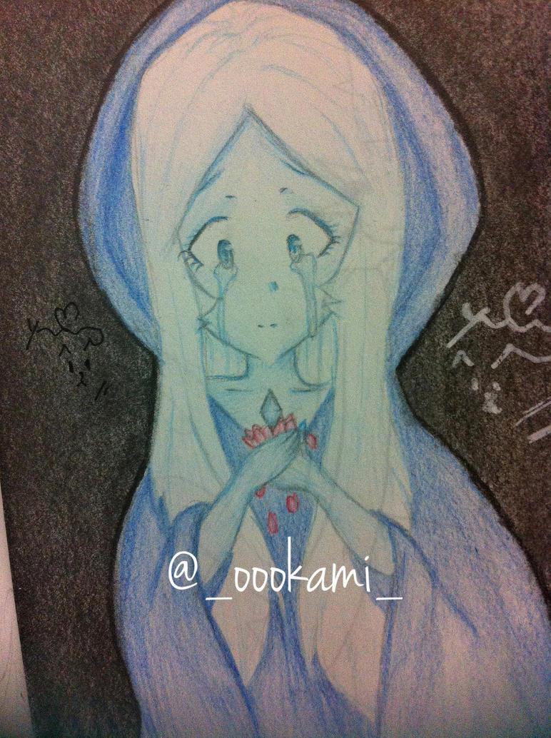 fan art blue diamond by oookamiofficial