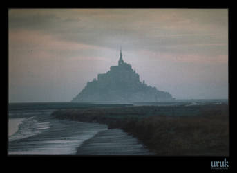 Mont Saint Michel by Uruk1