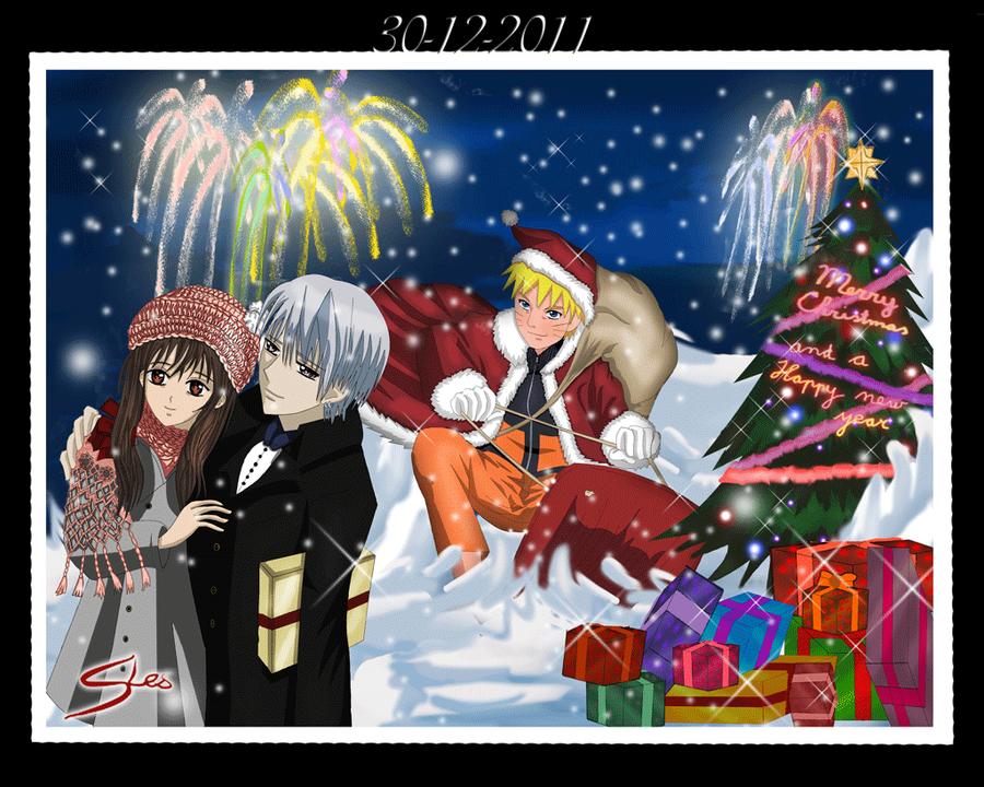 christmas anime naruto - photo #29