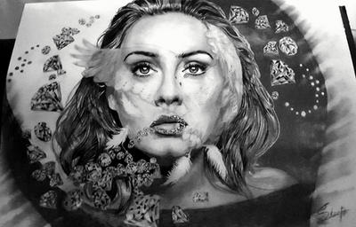 Adele by SteefLess