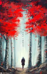 Dead Leaves by Aureta
