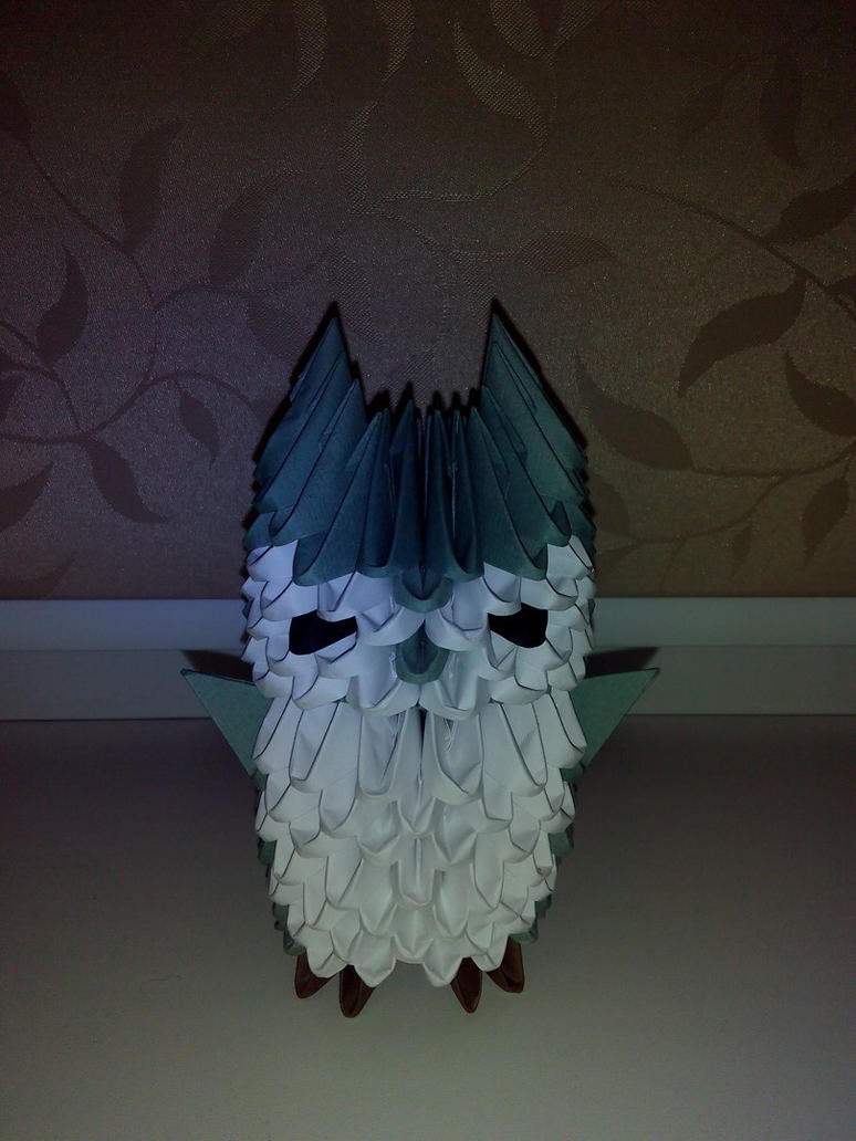 3d Origami Owl Diagram By Dfoosdc On Deviantart