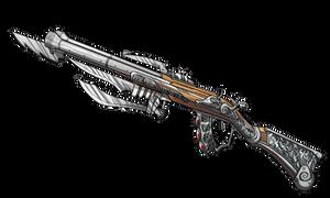 Master Seafarer's Rifle