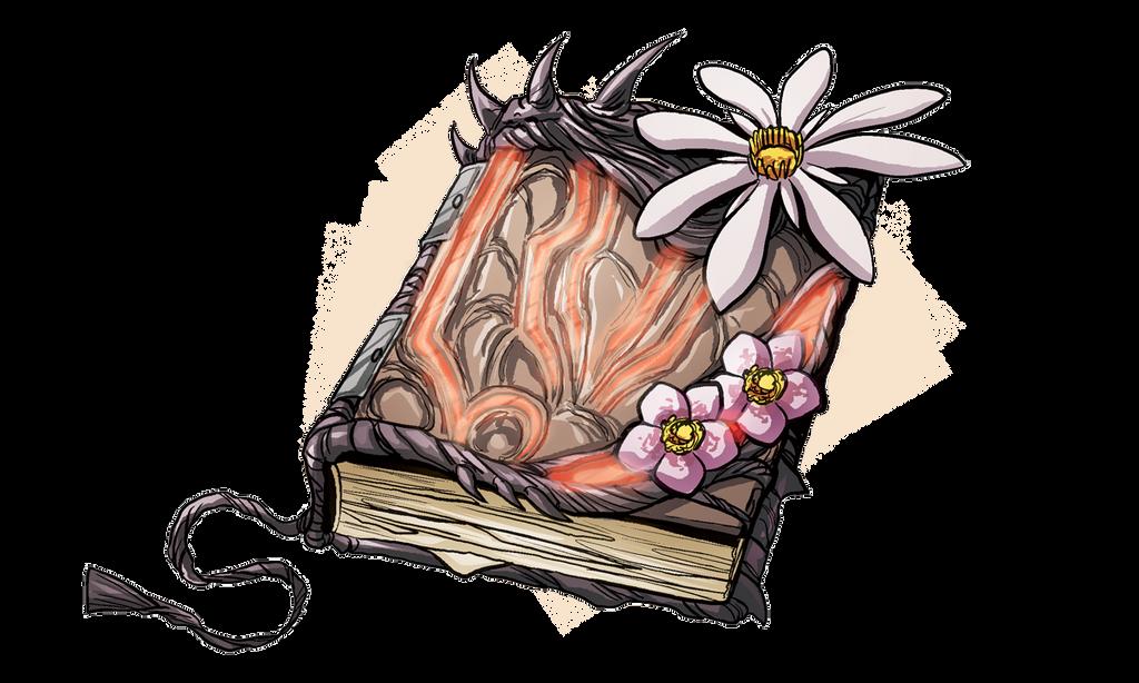 Magic spell book by isaac77598 on DeviantArt