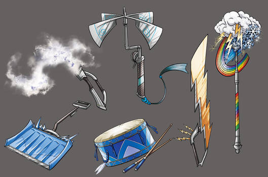 Forecast Weapons