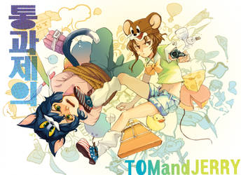 tom and jerry 2 by serushins