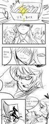 powerpuffgirls comic-the piss by serushins
