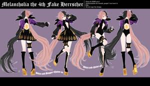 [mmd] Fake Herrscher Mel the 4th