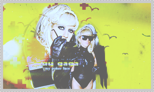 Lady_Gaga by Unell-os