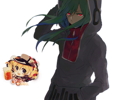 Kido Tsubomi Render By YounBel2000 by younbel2000