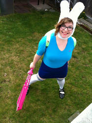 Adventure Time: Fionna 02