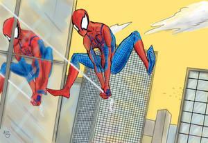 Spiderman Fan Art