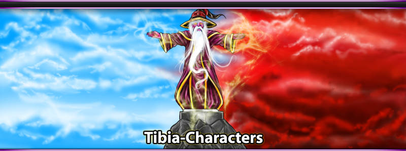 Tibia Characters Online