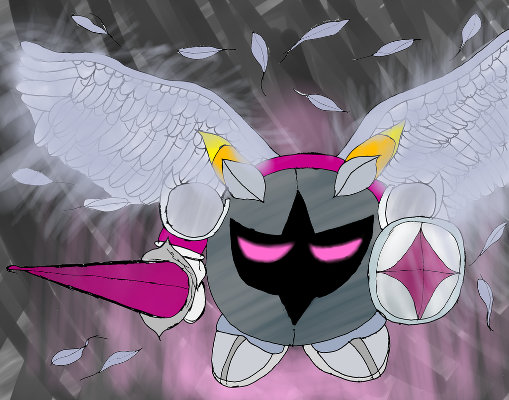 Galacta Knight- Angel of Death by Guardian-of-Legends