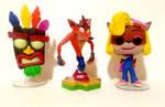 Crash Bandicoot Variety by kerostar23