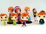 Disney variety - Princess/ Queen  Anna by kerostar23