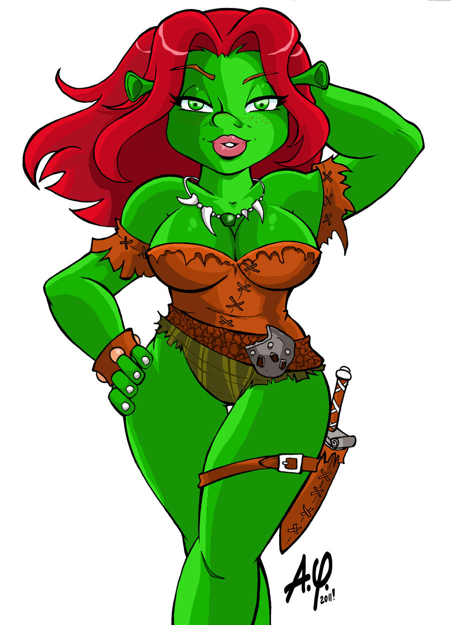 Fiona and the ogre cartoon pornography adult movie