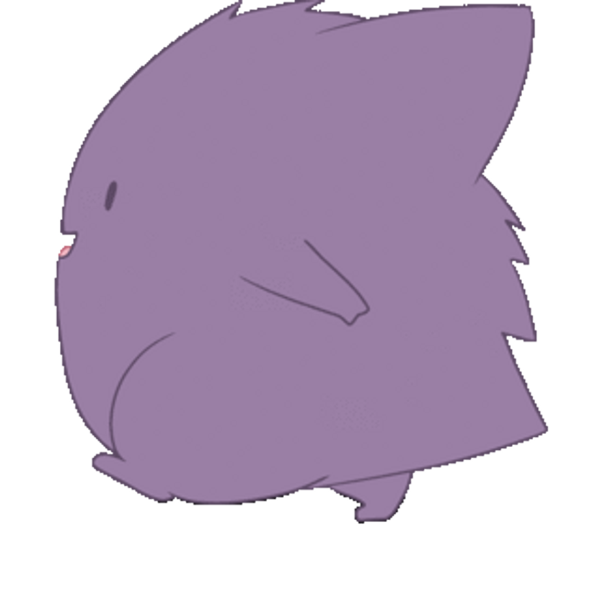Tumbly Gengar... O_o by Digillama on DeviantArt
