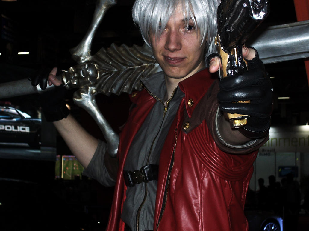 Dante Cosplay :: HQ : D by IKevinXSer