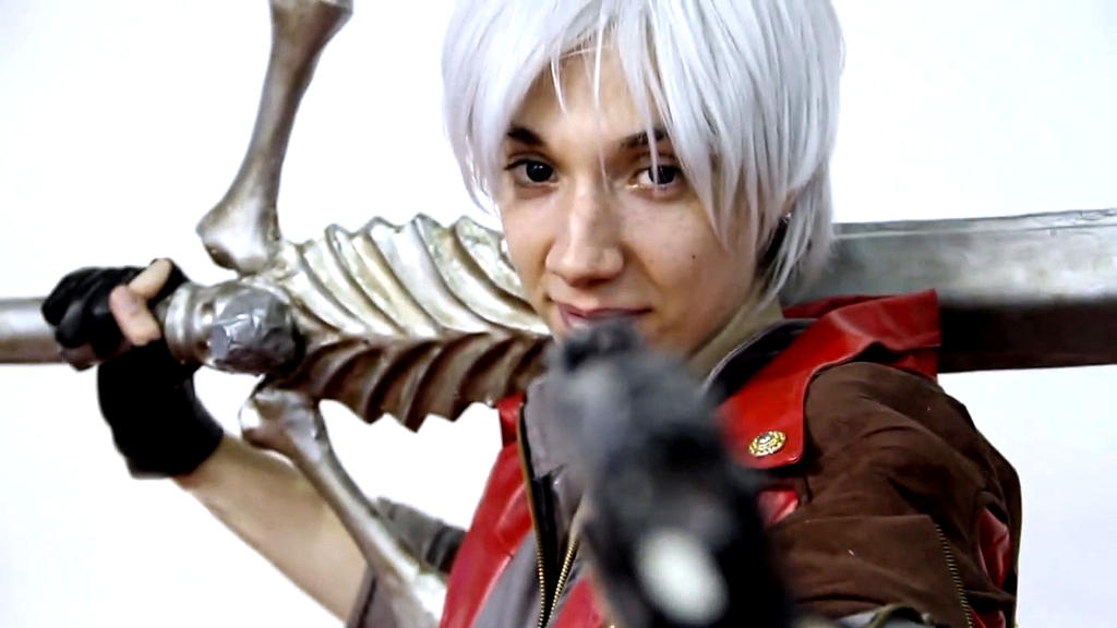 Dante Cosplay :: A lil' pot named Jack by IKevinXSer