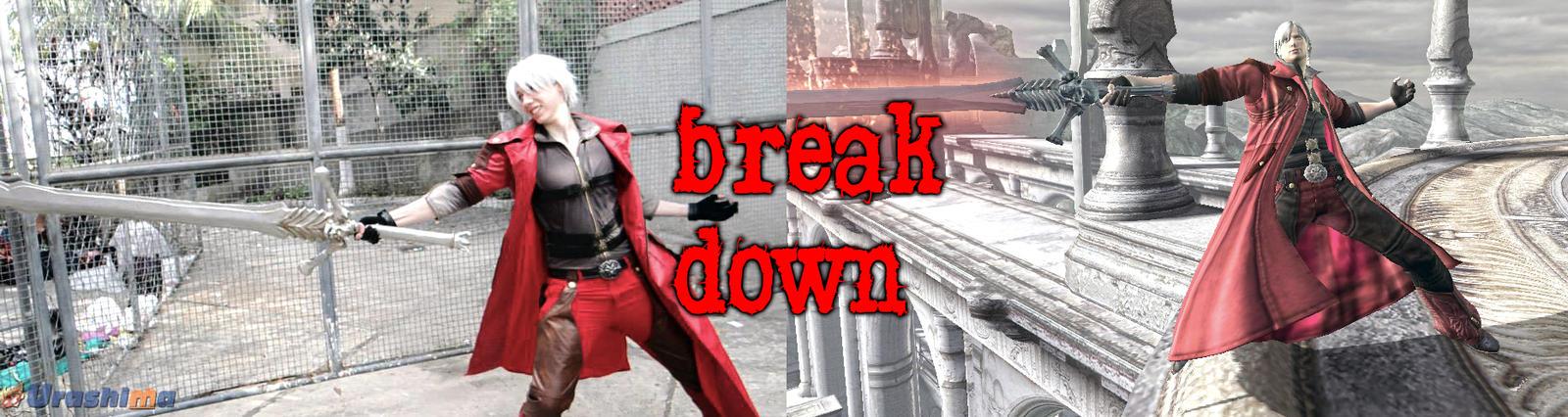 Dante Cosplay Comparison Shot :: Breakdown!! by IKevinXSer