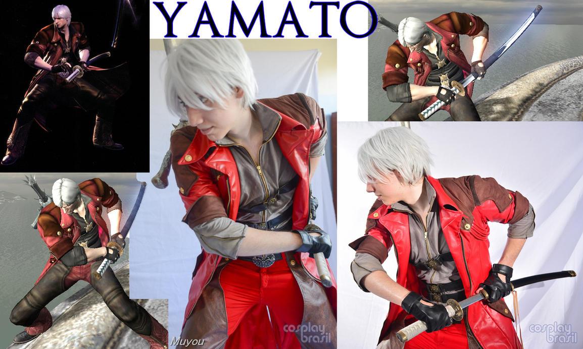 Dante Comparison Shot :: Yamato by IKevinXSer