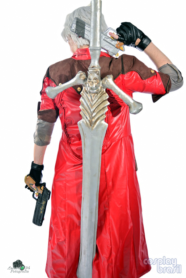 Dante Cosplay :: Rebellion's cry for help by IKevinXSer