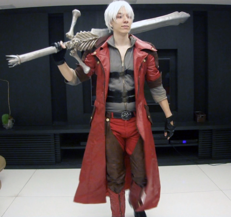 Dante Cosplay :: Alright I guess I got some time by IKevinXSer