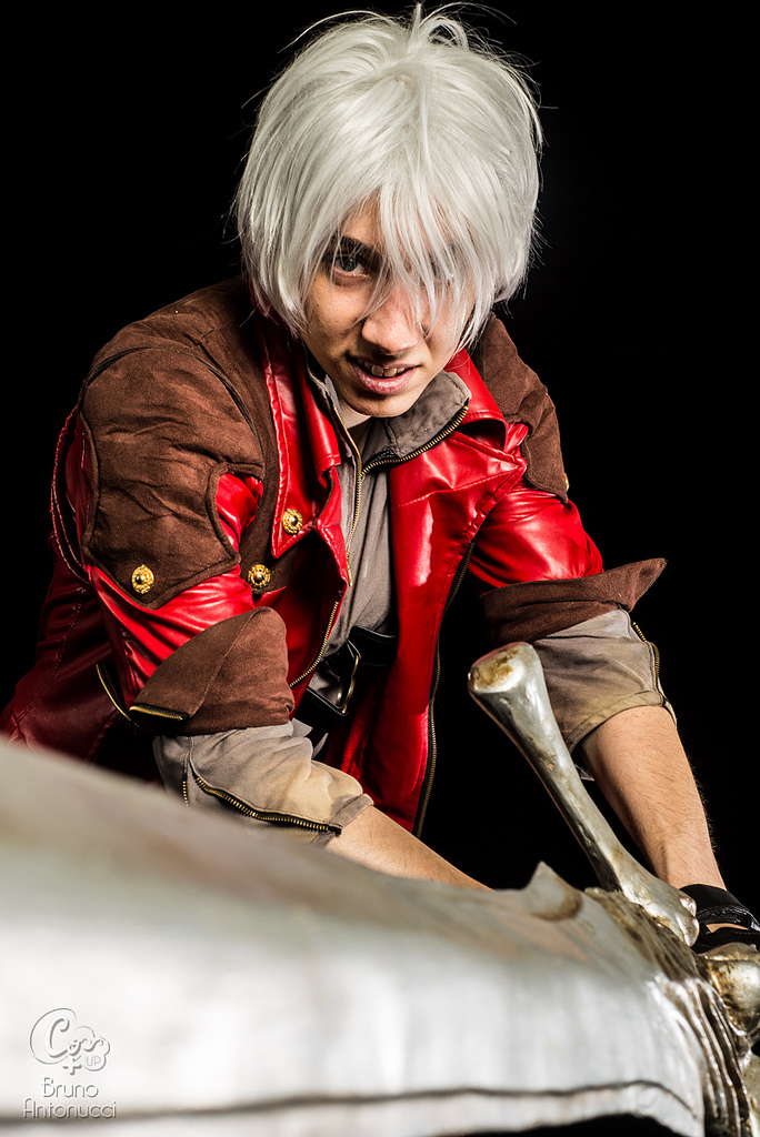 Dante Cosplay :: Raging Duel by IKevinXSer