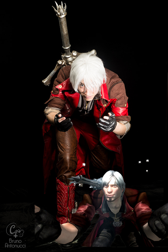 Dante Cosplay :: Red Letter Day by IKevinXSer