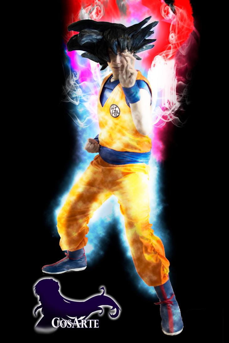 Ultra Instinct Goku Costume Www Imagessure Com