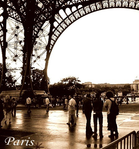 Paris by kmieciu
