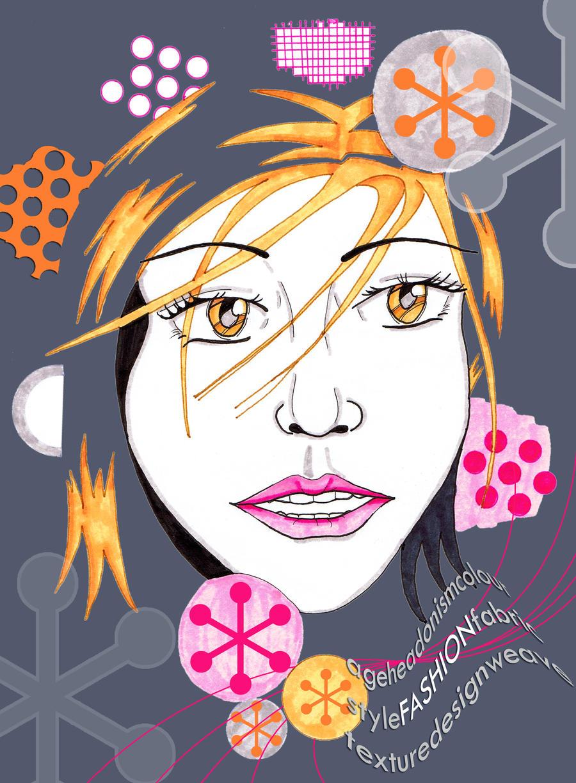 Fashion Print 1 - FASHIONstyle by keira-bloom